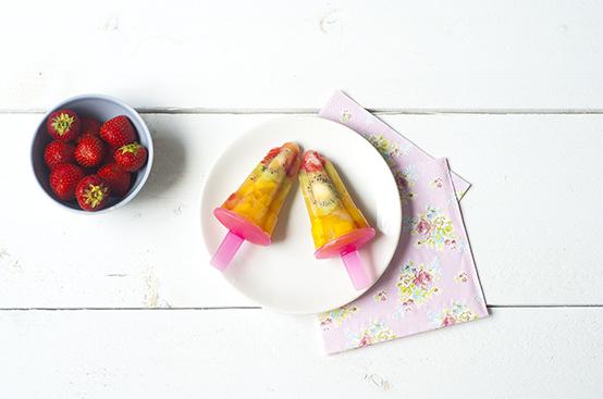Gezondere fruitijsjes