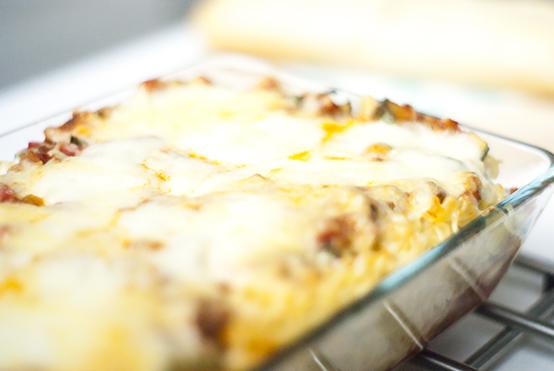 Pasta ovenschotel