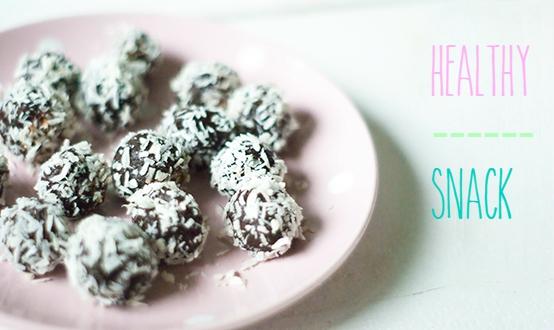 chocolade kokos balletjes