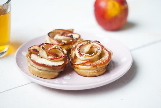 appel gebakjes