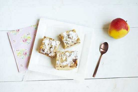 appelkruimel cake