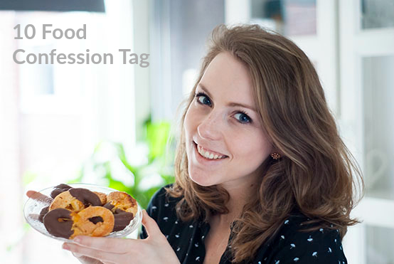 10 Food confession tag