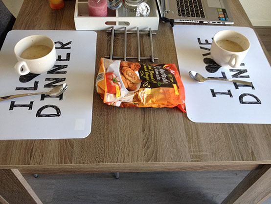 food diary