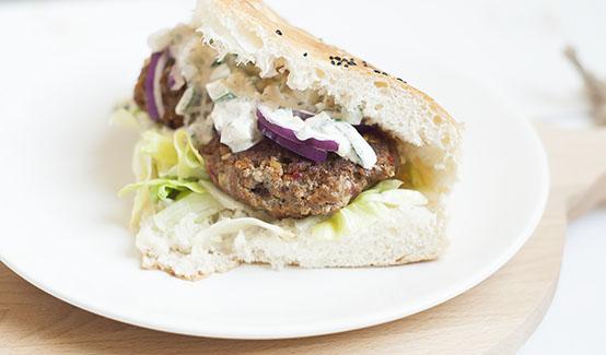 makkelijk broodje kebab
