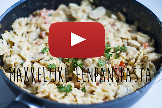 Makkelijke pasta