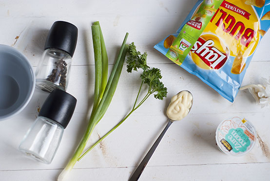 sourcream & onion dip