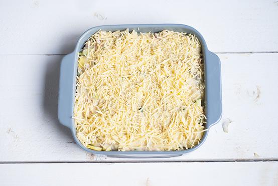 Zelfgemaakte aardappelanders