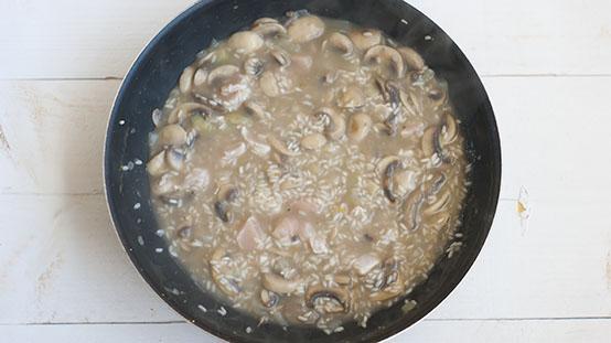 Citroen risotto