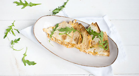 quesadilla met pittige kip1