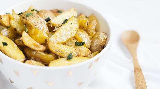 Truffel aardappeltjes