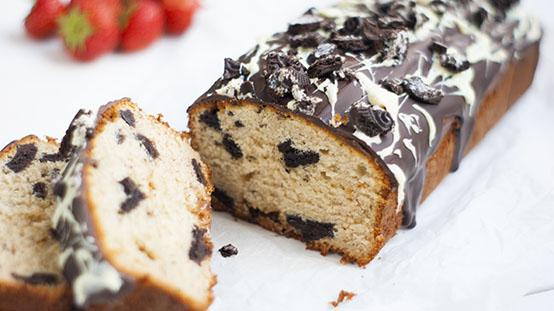 oreo bananen cake